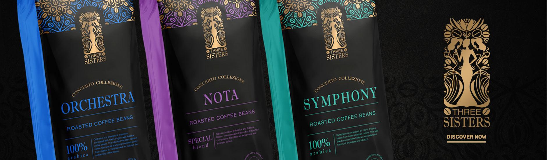 Three Sisters Premium Coffee